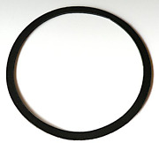 4-1/2andprime Railroad Switch And Marker Lamp Lens Gaskets Set Of 4.