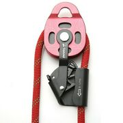 Heavy Lifting Device Tree Equipment Outdoor Pulley Pulling Rescue Rigging Safety