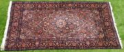 Beautiful Antique Oriental Rug Or Carpet Late 19th To Early 20th Century