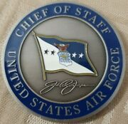 4 Star General John Jumper Us Air Force 17th Chief Of Staff Challenge Coin Rare