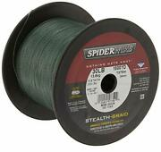 Spiderwire Stealth Moss Green 65lb - 1500yd