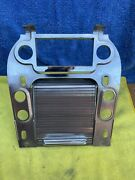 1968 Ford Mustang Cougar Radio Bezel Trim And Roll Up Door Oem