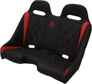 Bs Sands Exberdbdx Extreme Front And Rear Bench Seats Red Diamond