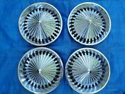Ford,chevy,olds,buick,mopar,hot Rod,rat Rod,custom,low Rider.14 Spinner Hubcaps