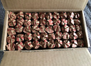 2500 Copper Lincoln Cents Pennies-full Box 50 Rolls 1959-1982 Copper Is Rising