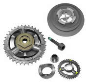 Twin Power Compensating Compensator Sprocket And Cover Kit Harley Dyna 2006-2017
