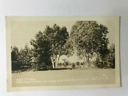 Golf Course Dairymenand039s Country Club Boulder Junction Wisconsin Postcard Rppc