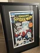 The Amazing Spiderman 151 Hand Signed Limited Edition By Stan Lee Sold Out Rare