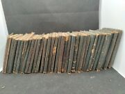 32 - Little Leather Library 20 Books Green Redcroft Edition Vintage 1920