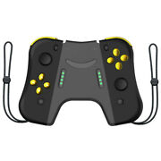 For Nintendo Switch Joy-con L/r With Straps Wireless Controller Gamepad Black