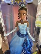 Disney Store Tiana 17 Limited Edition 10th Anniversary Doll Mint Free Shipping