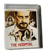 The Hospital Blu-ray Twilight Time Limited - George C. Scott - Brand New Oop