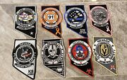 Nevada Highway Patrol Las Vegas Police Route 91 Raiders Cancer Knights Patch K9