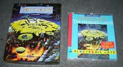 Atari 520 1040 St Ste Mega Computer Game Populous Boxed And Data Disk 5 New Worlds