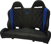 Bs Sands Pebeblbdx Performance Front And Rear Bench Seats Blue Diamond
