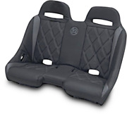 Bs Sands Exbegybdx Extreme Front And Rear Bench Seats Gray Diamond