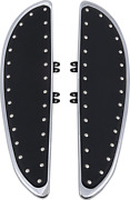 Cyclesmiths 104-st Banana Boards 19 Chrome With Rivets