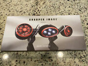 The Sharper Image Bbq Grill Light And Fan - Brand New In Box