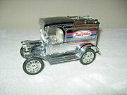 True Value 1913 Ford Model T Delivery Van 125 Scale Ertl Bank With Key