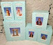 Madame Alexander Nativity Complete Set Collectibles Figures Christmas New Boxes