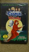 Casper Meets Wendy Dvd Cathy Moriarty Hilary Duff Brand New Rare Oop