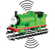 Bachmann - Percy W/sound And Dcc - Thomas And Friends™ -- Green, Red - G