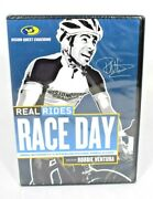 Vision Quest Coaching - Real Rides Race Day W/ Robbie Ventura Dvd, 2006 New