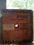 Nos Stihl 25ft Roll Chainsaw Chain Saw 1/4 Pitch .050 Oil Matic Chain Nos Roll