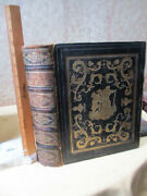 Holy Bible, Old And New Testaments,c.19th Century, Family Record, Illustrations