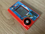 Ultra Rare Mattel He Man Masters Of The Universe 1982 Vintage Lcd Game - Superb.