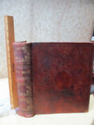 Holy Bible, Old And New Testaments,1850,luther Boby, Concord,nh.,illustrations