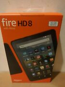 New Kindle Fire Hd 8 Tablet 32gb With Alexa 10th Gen. White
