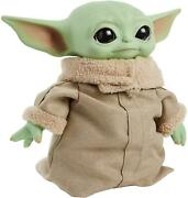 The Mandalorian Soft Toy Figure Baby Yoda 11in The Child Series Star Wars Disney
