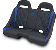 Bs Sands Exbeblbdx Extreme Front And Rear Bench Seats Blue Diamond