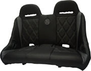 Bs Sands Pebegybdx Performance Front And Rear Bench Seats Gray Diamond