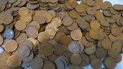 500+ 1909-1939 Wheat Pennies Only Teens, Twenties, And Thirties Pre-1940 Cents