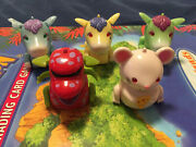 Micropets Electronic Toy Lot Tomy Monster Mouse Horse Pony Rio Sol Yuk Nacho