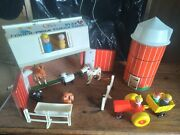 Fisher Price Farm Play Set With Accessories