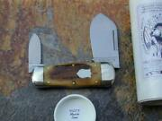 Great Eastern Tidioute Gec Muscle Bone Whaler Knife Rare 1 Of 483 Mit 462218 Wow