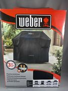 Genuine Weber 7139 Spirit Ii 300 Series Gas Grill Cover, New Open Box