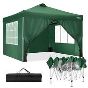 10and039x10and039 Canopy Tent Gazebo Event With Removable Side Wall+the Ventilation Holes