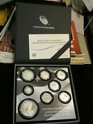 2019 S Us Mint Limited Edition Silver Proof Set Z1145
