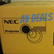 Nec Np-p525ul Wxga Lcd Laser Entry Installation Projector Np P525ul