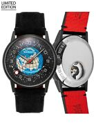 """Wristwatch Raketa """"russian Code"""" 0276 Limited Edition, High Quality From Russia"""