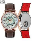 """Wristwatch Raketa """"russian Code"""" 0275 Limited Edition Series From Russia"""