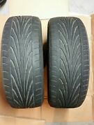 Two Used 205/55zr16 Toyo Proxes T1r