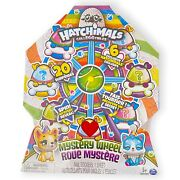 Brand New Hatchimals Colleggtibles Puppy Party Mystery Wheel - 20 Surprises