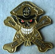 Cpoa Sw Asia Bahrain Season Of Pride-365 Ask The Chief Us Navy Challenge Coin