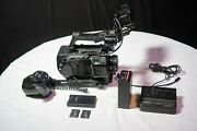 Sony Pxw-fs7 + 2x 128g Xqd Cards And Reader + Metabones Ef Adapter