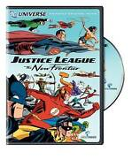 Justice League The New Frontier Dvd, 2008